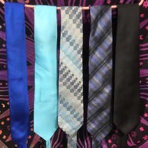 Other - Dark color ties